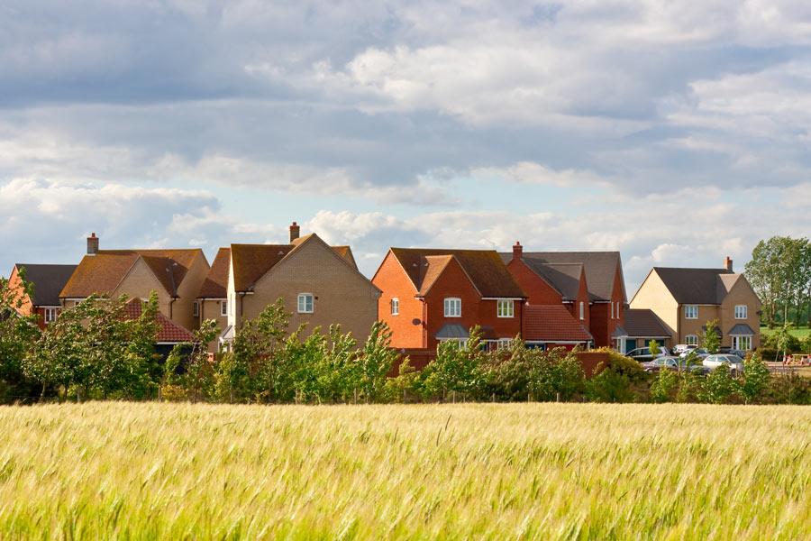 Landseeker - Built Housess